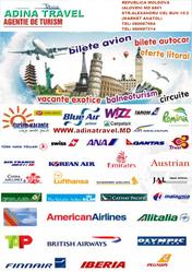 Bilete de avion Ialoveni
